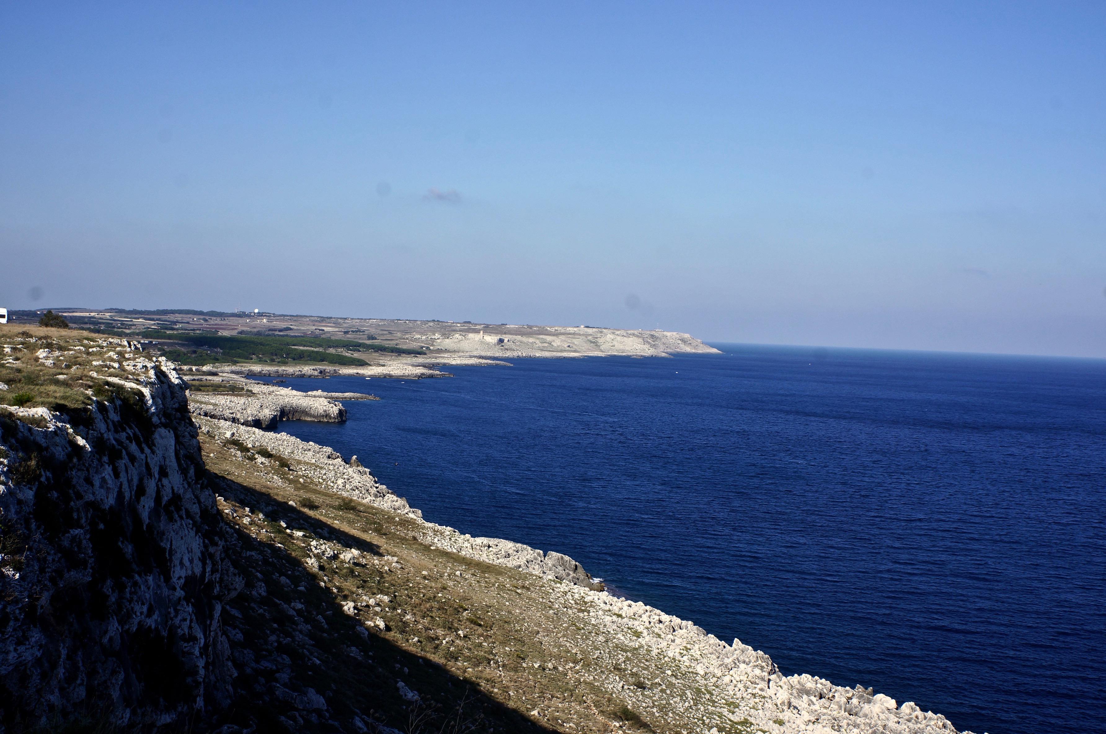 Coastal views Puglia